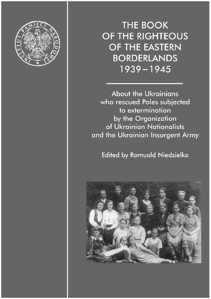Kresowa księga sprawiedliwych 1939–1945