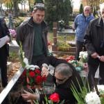 Raport z 19.10.2013. – montaż Znaczka Nagrobnego