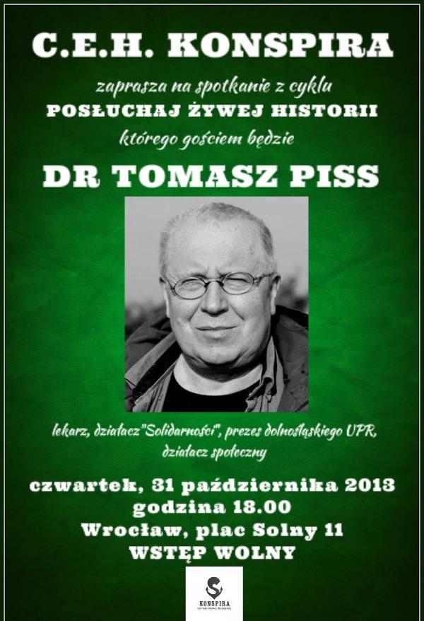 CEH Konspira - Tomasz Piss