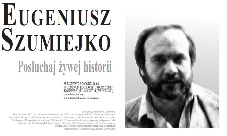 Eugeniusz Szumiejko