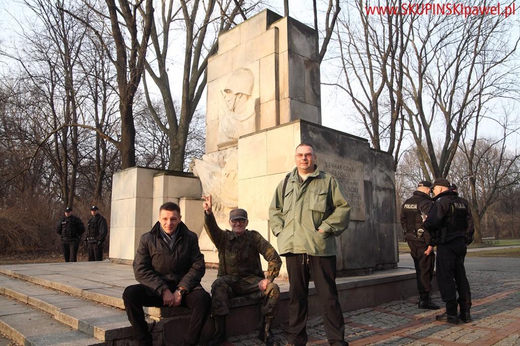 Pomnik Wdzięczności Żołnierzom Armii Radzieckiej