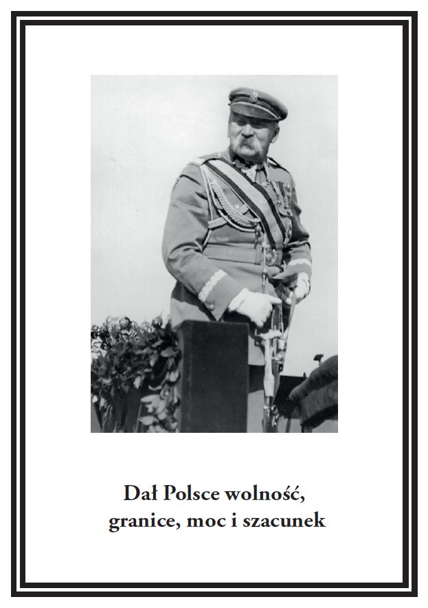 Józef Piłsudski - 80 rocznica śmierci