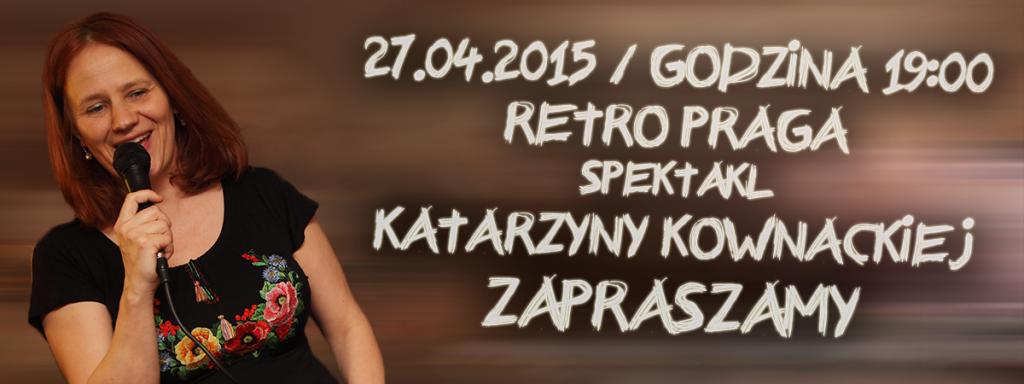 Katarzyna Kownacka - Retro Praga