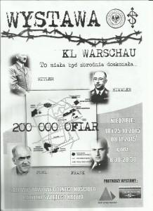 Wystawa KL Warshau