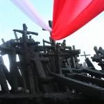 Narodowy Dzień Pamięci Żołnierzy Wyklętych. 27.02.2016 Pomnik Poległym i Pomordowanym na Wschodzie. Fot. Grzegorz Boguszewskir_011