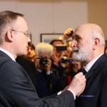 Wręczenie Krzyża Wolności i Solidarności  IPN 20.02.2016  Fot. Grzegorz Boguszewski_026
