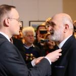 Wręczenie Krzyża Wolności i Solidarności  IPN 20.02.2016  Fot. Grzegorz Boguszewski_027