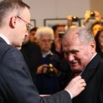 Wręczenie Krzyża Wolności i Solidarności  IPN 20.02.2016  Fot. Grzegorz Boguszewski_029