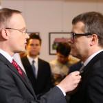 Wręczenie Krzyża Wolności i Solidarności  IPN 20.02.2016  Fot. Grzegorz Boguszewski_040