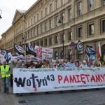 Marsz Wołyński . Fotorelacja Andrzeja Szrajnera._002