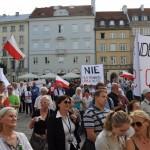 Marsz Wołyński . Fotorelacja Andrzeja Szrajnera._014