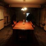 Oryginalny stół Kiszczaka